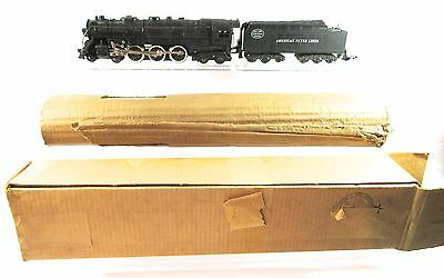 AMERICAN FLYER 322 NEW YORK CENTRAL HUDSON AND TENDER, 4-6-4, w BOX AND WRAP