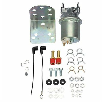 """Carter P4070 Electric Fuel Pump Pump with 1/4"""" NPT Inlet and Outlet"""