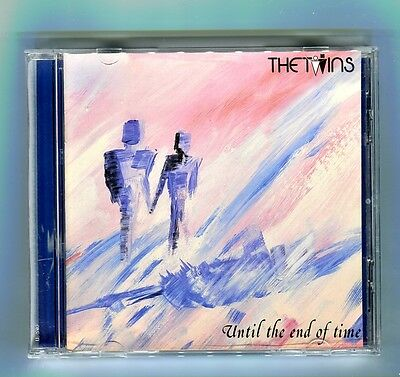 THE TWINS - UNTIL THE END OF TIME - CD BRAND NEW