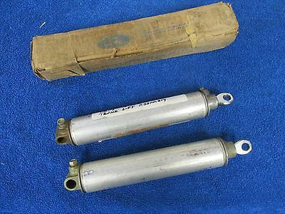 1966-67 Lincoln Continental Convertible Top Hydraulic Cylinders Nos Ford 315