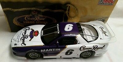 Action GM Dealers #6 Mark Martin 2006 Crown Royal IROC 1:24 Diecast 1/192