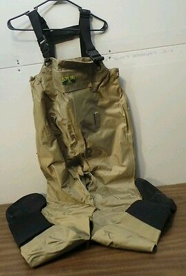 Red Head Waders Bone Dry Size M