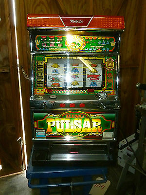 Yamasa King Pulsar Slot Machine Pachislo Model 7787 With Manual