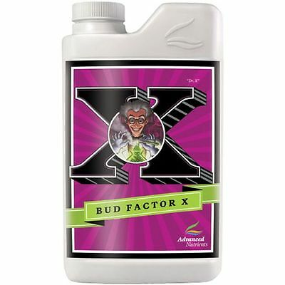 Advanced Nutrients Bud Factor X 250ml/1L - Flowering Buds Resin & Oil Production