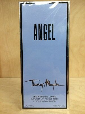 Angel by Thierry Mugler 7 oz Perfuming Body Lotion for Women New In Box *SEALED