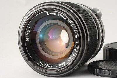 Nikon Non Ai Zoom Nikkor C Auto 43-86mm f/3.5 Excellent from Japan #103