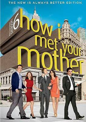 How I Met Your Mother: The Complete Season 6 (DVD, 2011, 3-Disc Set)