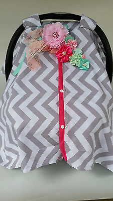 baby car seat canopy baby infant car seat canopy cover blanket fit all seat