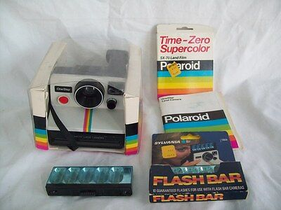 Polaroid SX-70 One Step Land Camera