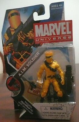 Marvel Universe A.I.M. Soldier Series 2 #016 Mint in Factory Sealed Package!!!!!