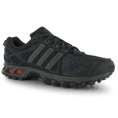 adidas Kanadia TR6 Mens Trial Running Shoes Trainers Size UK 12  EU 47  US 12.5