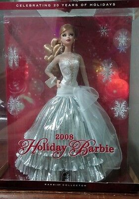 2008 Special Holiday Edition Barbie