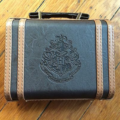Wizarding World of Harry Potter Hogwarts Mini Suitcase w/ Stationary & Envelopes