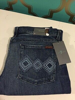 "Seven For All Mankind ""roxanne"" Classic Skinny Jean Size 31"