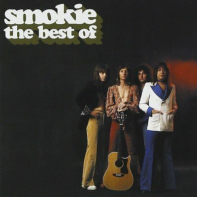 Smokie The Best Of Cd (Greatest Hits)