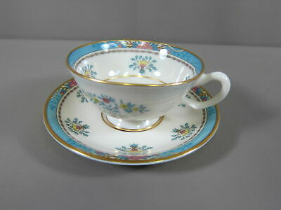 Lenox China BLUE TREE Cup and Saucer Set(s) Multiple Available EXCELLENT