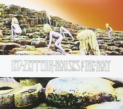 Led Zeppelin - Houses Of The Holy (Deluxe Audio CD Edition - 10/27/2014) 2 Discs