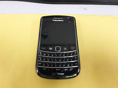 BlackBerry Bold 9650 - Black (Verizon) Smartphone