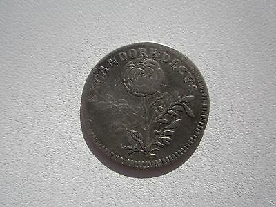 GREAT BRITAIN (UK) William & Mary (1689-1702),silver  farthing