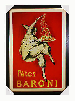 Retro Advertising Art Leonetto Cappiello Pates Boroni -