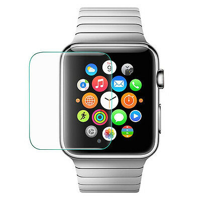 Ultra Clear Screen Protector Front Cover Film for Apple Watch 38mm & 42mm iWatch