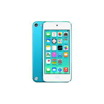 White Apple iPod touch 5th Generation 32GB Blue