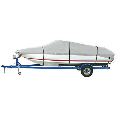 Dallas Manuf Co. Heavy Duty Polyester Boat Cover C - Fits up to 18.5' x 94""