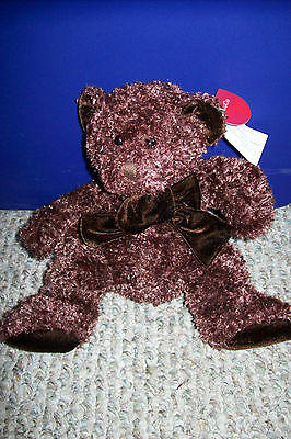 "RUSS - COCO - STUFFED BEAR - 10"" TALL"