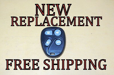 NEW REPLACEMENT 98 99 00 CADILLAC DEVILLE SEVILLE ELDORADO KEYLESS REMOTE FOB