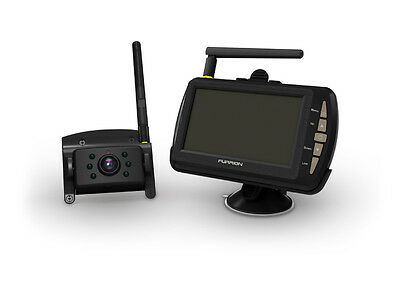 Furrion FOS48TA-BL Color 100' Wireless Observation Back Up Camera System