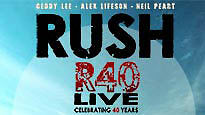 2 TIX - Rush R40 Tour: The Forum Los Angeles Aug. 1, 2015 CLOSING NIGHT