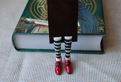 Weird Gift Bookmark Legs in the Book The Wicked Witch The Wizard of Oz