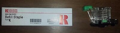 Ricoh Type K Staples 410802 502r-am 3x5000 and Staple Cartridge - Free shipping!