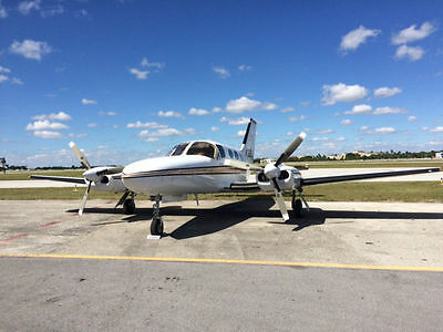 1978 Cessna 421C RAM - LOWEST TOTAL TIME!