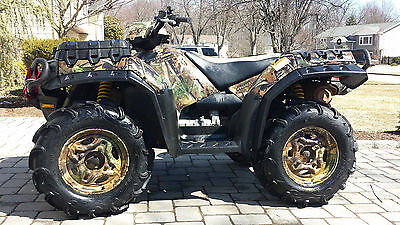 2011 Sportsman XP 850 EPS – Browning Edition with Pursuit Camo