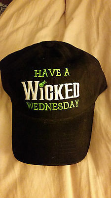 Wicked Broadway Hat...Have a Wicked Wednesday Hat