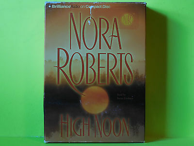 High Noon by Nora Roberts (2007, CD, Abridged)