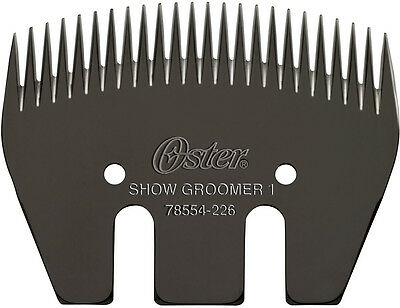 Show Groomer & Vet Shearing Comb by Oster 1944