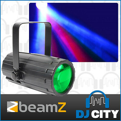 Beamz Moonflower RGBAW LED DJ Effect Party Disco Light