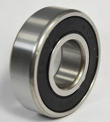 6206-2RS C3 Premium Sealed Ball Bearing 30x62x16mm