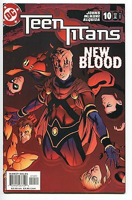 TEEN TITANS, lot of 15 issues, (DC 2003), NM, 10,14,15,20,22,23,29,30,35, plus