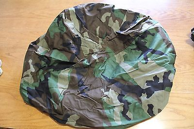 NEW Military field pack backpack ruck cover Woodland Jeep Spare tire cover