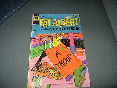 1976-FAT ALBERT AND THE COSBY KIDS- A TROOP COMIC BOOK