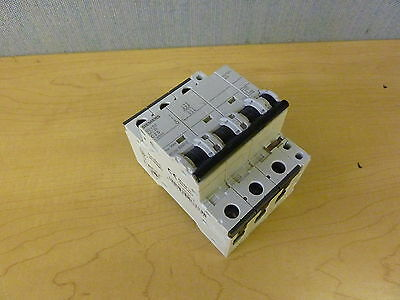 Siemens 5SY8325-7 5SY83 MCB C25 25A 400V Circuit Breaker with 5ST3010-0HG Switch
