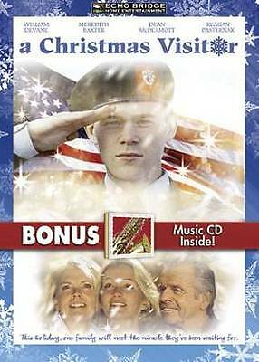 A Christmas Visitor / Christmas Miracles on Sax by William Devane, Meredith Bax