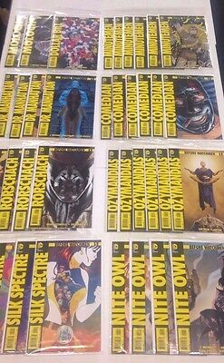 Before Watchmen Complete 37 Issue Lot / Set / Run / Collection / VF / DC