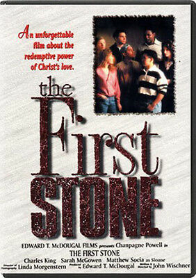 Christian Movie Store -  The First Stone - DVD - New Sealed