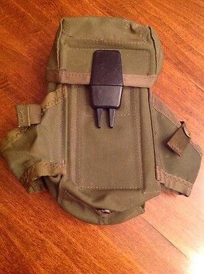 Vintage US Army Small Arms 30 Round Ammunition Pouch With Grenade Holders
