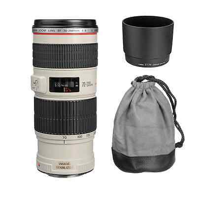 Brand New Canon EF 70-200mm f/4L IS USM Lens for Canon DSLR Cameras