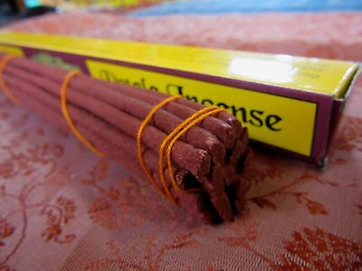 x 3 packs Hand Rolled In Nepal Tibetan Natural 100% Potala Incense